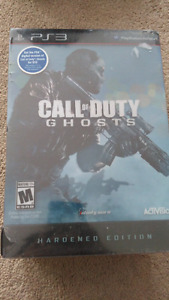 PS3 - Call Of Duty Ghost - Hardened Edition - New