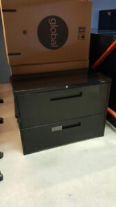 Lateral Filing Cabinets - 2 Drawers - 3 Drawers - 4 Drawers