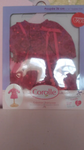 MISS COROLLE 14 INCH FLOWER DRESS & ACCESSORIES