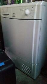 indesit condenser dryer in good working order.