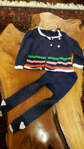 tops jeans sweaters tights sets for 24M or 2T Girl