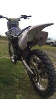 Yz 125 new top/bottom end
