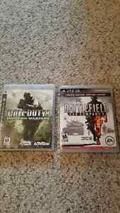 PS3 2 game lot playstation 3