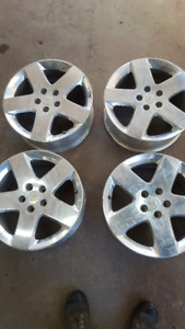 Chevy 5 Bolt 17inch Rims For Sale
