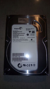 Hard Drive 160G Barracuda 7200 Seagate