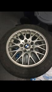 """OEM BMW Mags 5x120 16"""""""