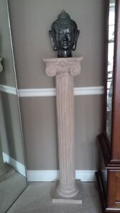 Decorative pedestal