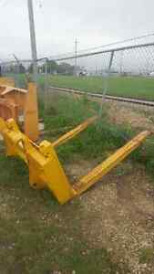 """Volvo style forks HD 5ftx6"""" tines"""
