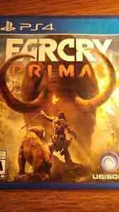 FarCry Primal $50 USED Good Condition