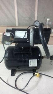 Mastercraft Water Jet Pump, Filters and Rainfresh Water UV Light