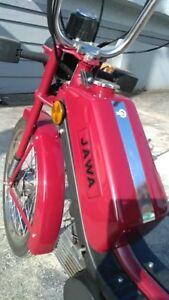 jawa 230 babetta moped