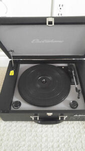 Electrohome Archer Vinyl Record Player Classic PERFECT CONDITION