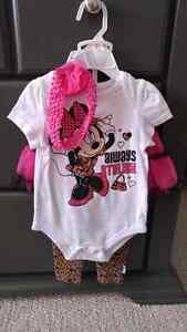 Minnie Mouse Suit (6-9 months)