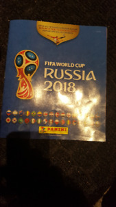 TRADE/ FIFA WORLD CUP RUSSIA 2018 – PANINI STICKERS - NEWUPDATED