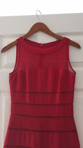 JS COLLECTIONS RED DRESS London Ontario image 2