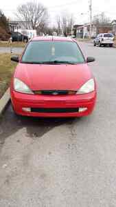 2003 Ford Focus Zx5 $1000 nego or trade