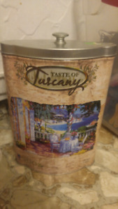 Puzzle in tin can