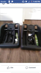 2 Safety 1st Car Seat Bases
