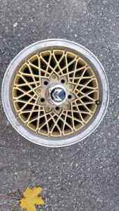 Firebird rims with centre caps