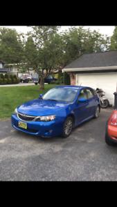 2008 Subaru Impreza (low kms)