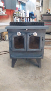 Heritage Wood stove with History !