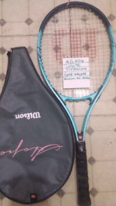 Brand Name Tennis Racquets, Light Wt. New or Mint Condition