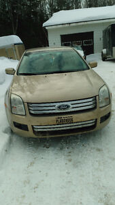2010 Ford Fusion Pas Chère 120,000Kilos