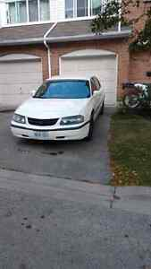 2002 impala police package