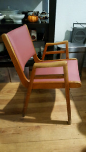 Chaises Vintages Henderson Type Scandinave