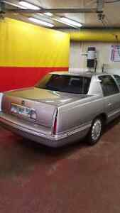 Safetied 1997 Cadillac Deville