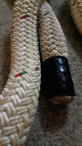40 ft TOW ROPE EXTRA STRONG HIGH QUALITY LIKE NEW