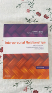 Interpersonal Relationships for nurses