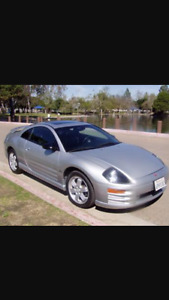 2001 Mitsubishi Eclipse Coupe (2 door)