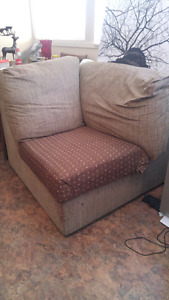 Free 4 Piece Sectional
