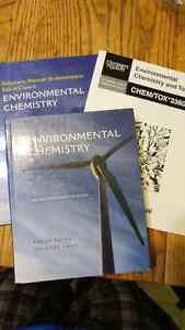Environmental Chemistry Textbook & Solutions by Baird & Cann