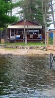 Cottage for rent in honey harbour