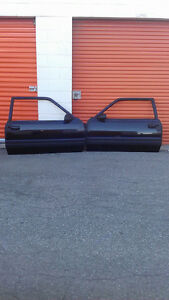 1990 Mustang Hatchback doors for sale (USED)