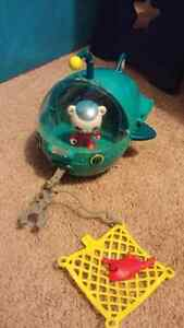 Octonauts gup-o-mission vehicle