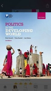 Politics in the Developing World, 3rd Edition for $20 obo