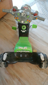 Bike for 1-3 y.o. with sounds