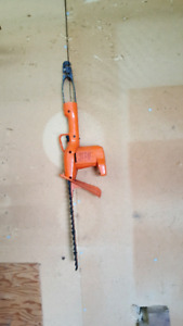"13"" B&D hedge trimmer"