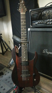 Guitare Luthier Marc Chicoine