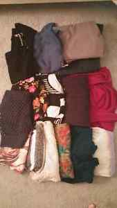 Lot of womens sized M/L clothing