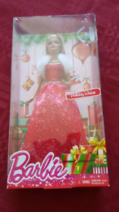 Holiday Wishes Barbie