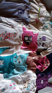 BABY GIRL CLOTHES 9-12 MONTHS!