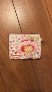 Pencil case and coin purse