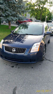 2008 Nissan Sentra 2.0 Sedan Automatic Air Conditioninig