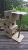 Rescue Meow Cat Tree Auction