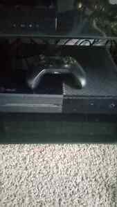 500GB xbox 1 with Kinect.