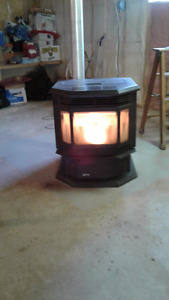 Pellet Stove for Sale or Trade